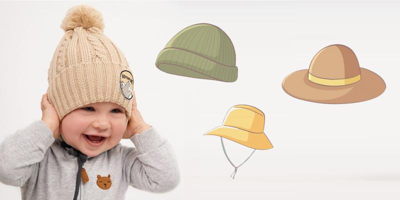 Купить детские шапки оптом