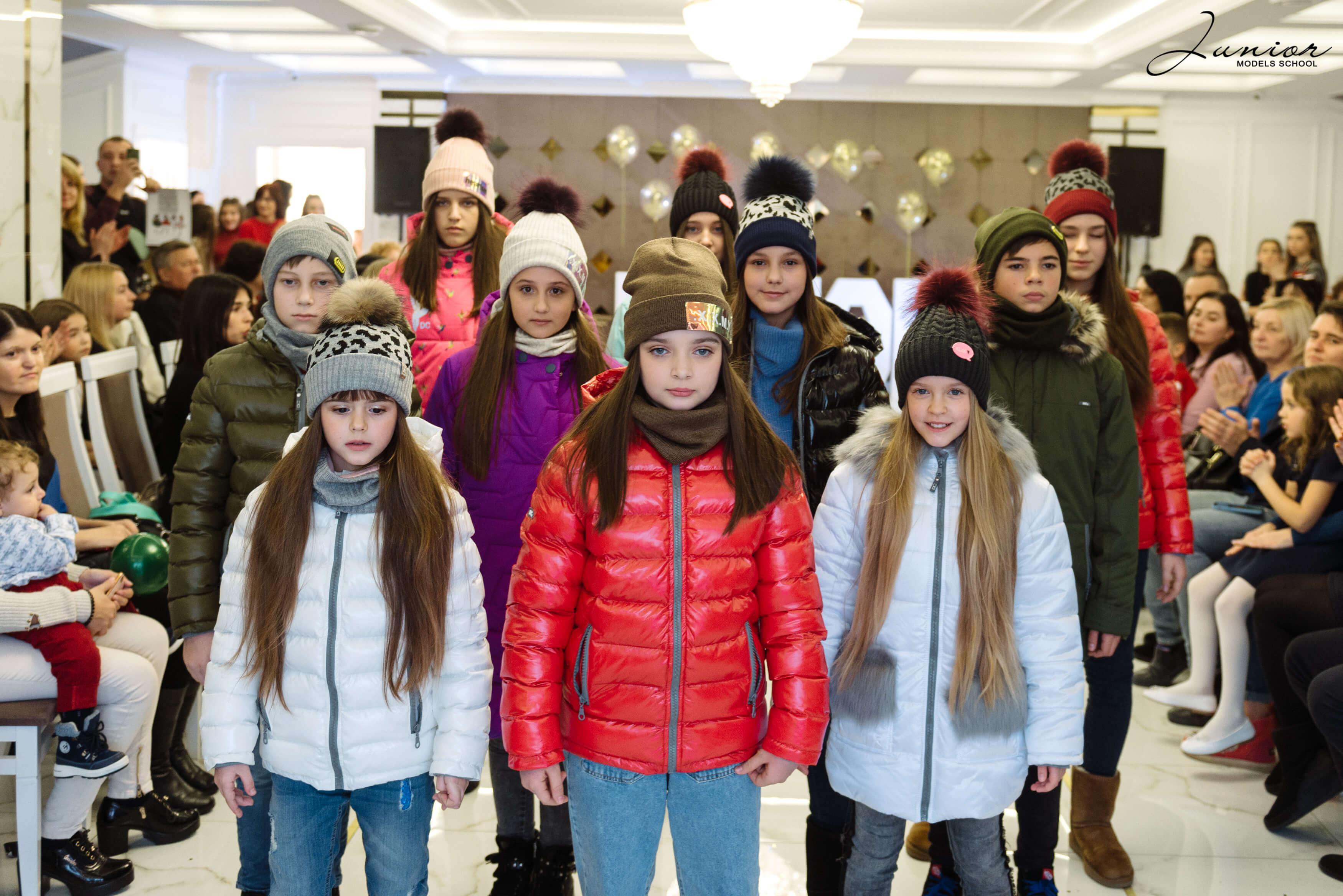 """Компанія """"Dembohouse"""" взяла участь в дитячому показі мод"""