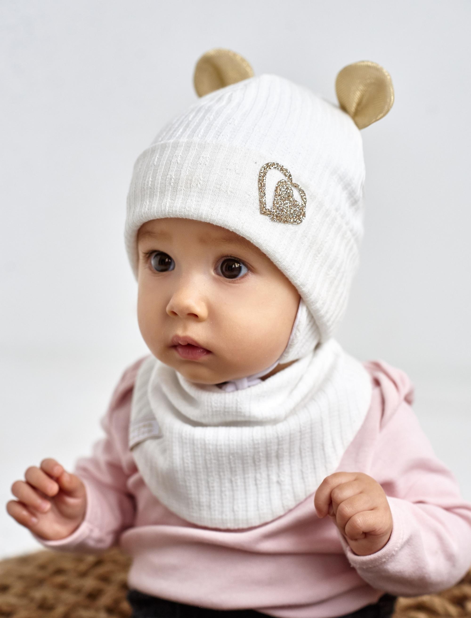 Весняні шапочки для дітей