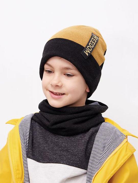 Осенние шапки для детей